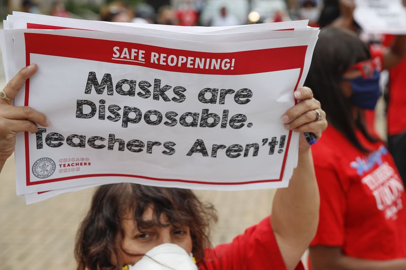 GettyImages_1227895508 The pandemic is an extraordinary opportunity to reform US education