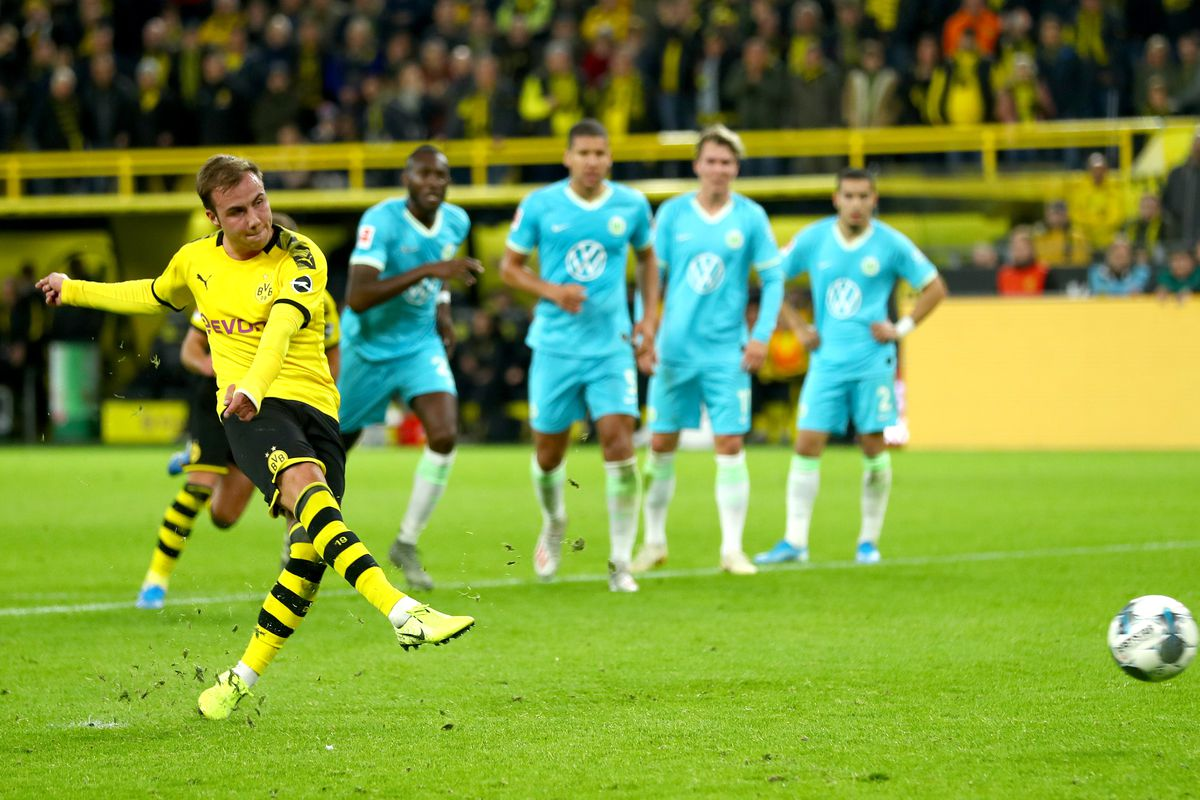 Borussia Dortmund Smash Wolfsburg 3-0 With Strong Second-Half Performance -  Fear The Wall