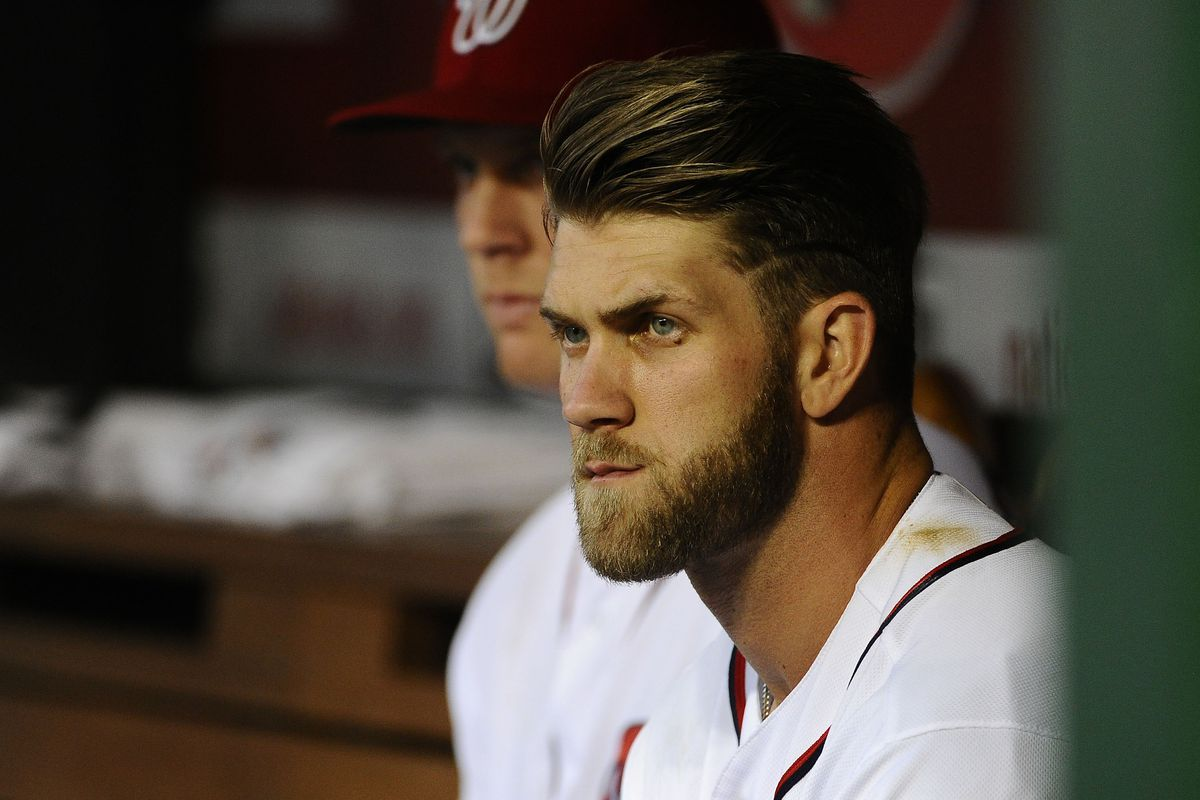 Nats Nightly Will Bryce Harper Face Discipline Over Ejection