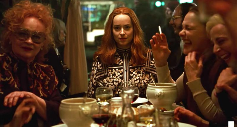 Suspira3 Suspiria reimagines a cult classic as a bone-cracking tale of women, power, and pain