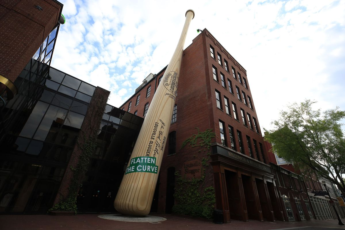 Louisville Slugger Closes Factory And Museum Due To COVID-19