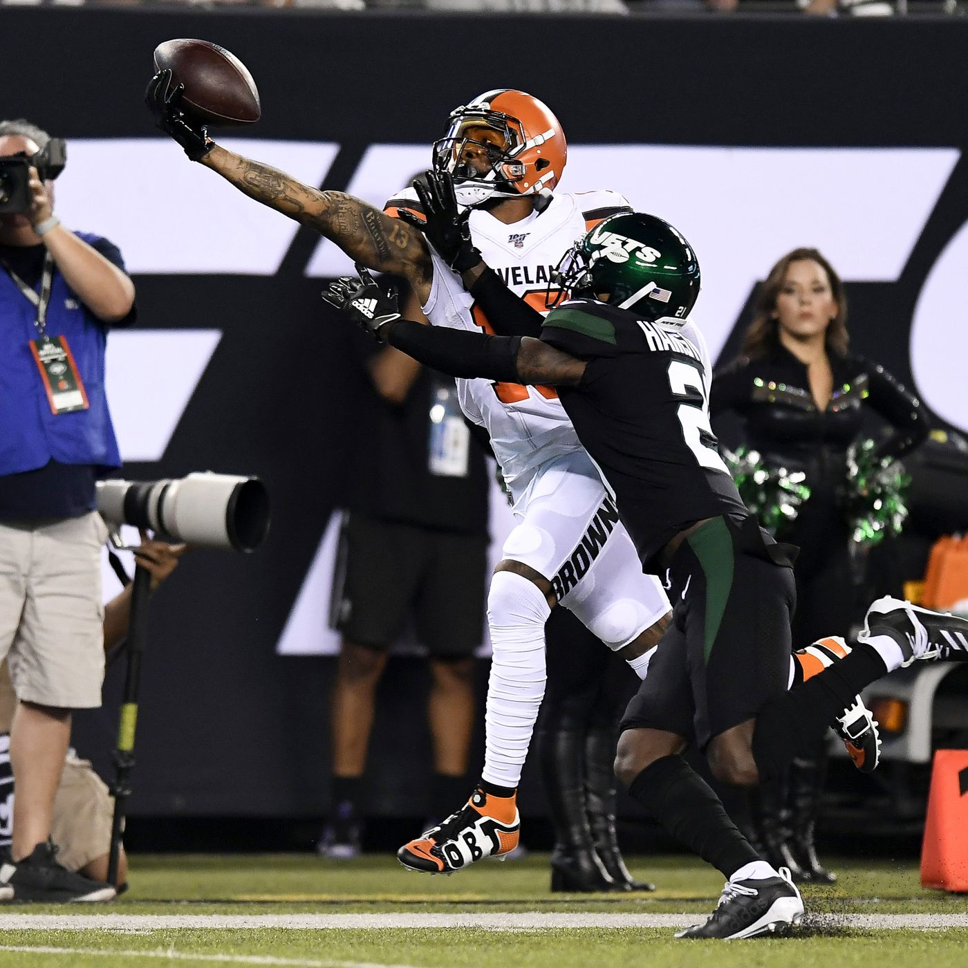 The Browns Aren T That Fun Yet But Give Them Time To Figure
