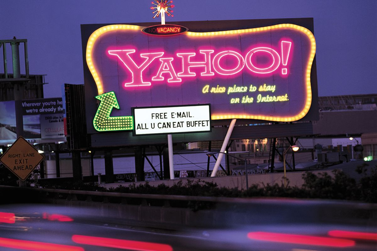 Yahoo was the ge of the internet recode sfheat malvernweather Image collections