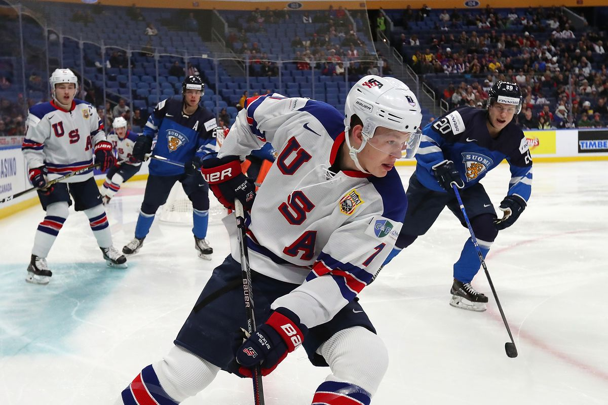 2018 NHL Draft Profile  Brady Tkachuk follows in footsteps of father ... beff58a60