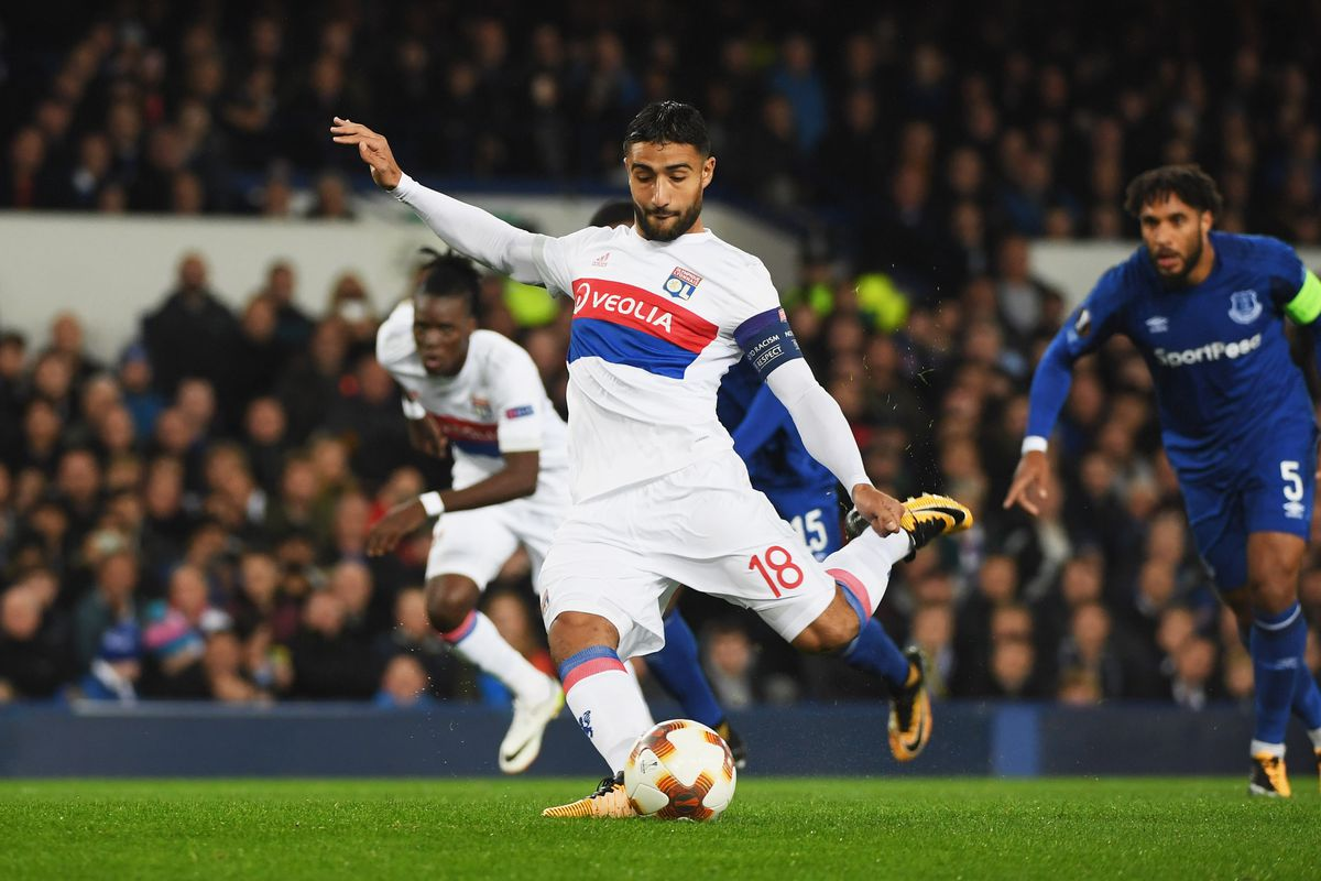 dbd28f466a8 Nabil Fekir Rumoured To Be In Liverpool On Sunday - The Liverpool ...