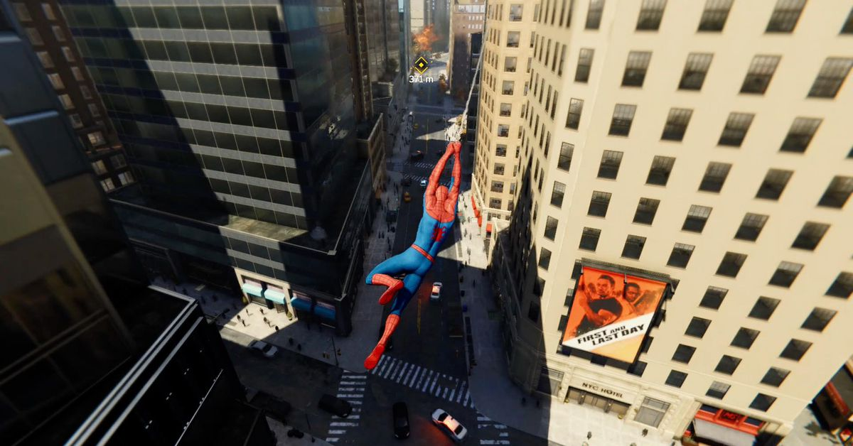 Spider Man Ps4 Beginner S Guide Polygon