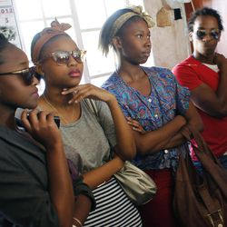 South Africa S Soweto Gets Its Fashion Week Deseret News