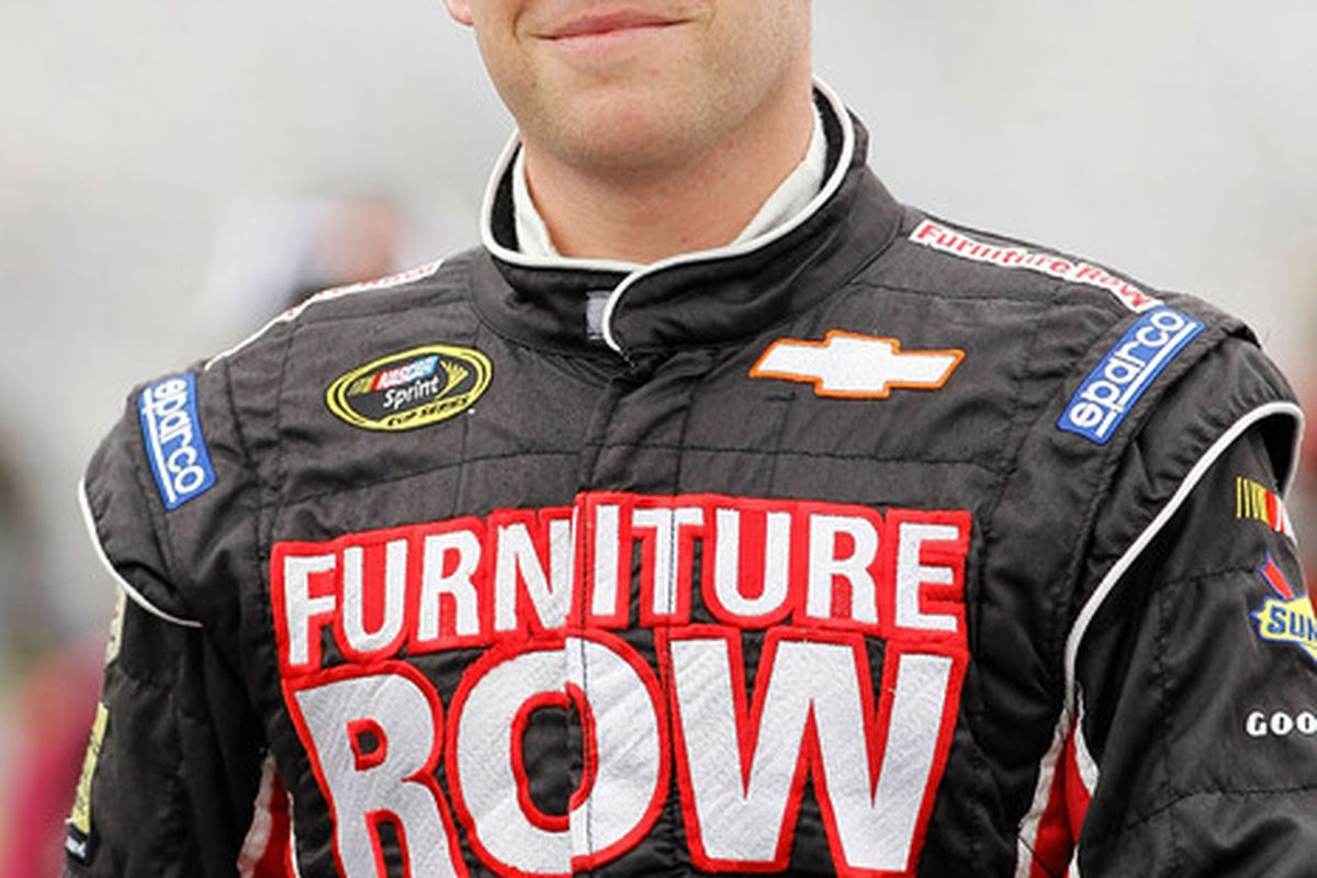 Furniture Row Racing's Regan Smith will document his NASCAR season through a series of diary entries for SBNation.com this year.