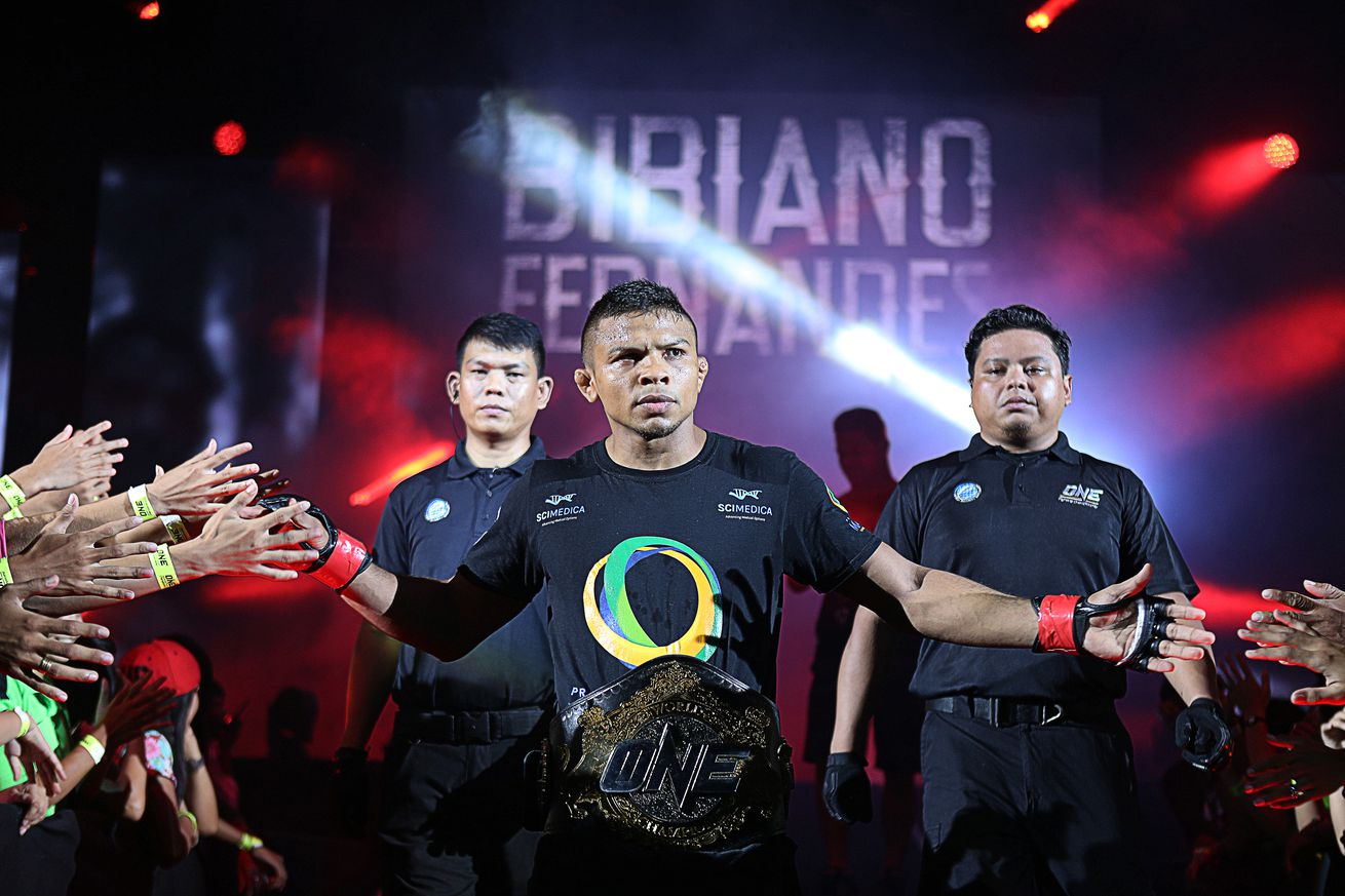 Bibiano Fernandes' rise from the Amazon rainforest