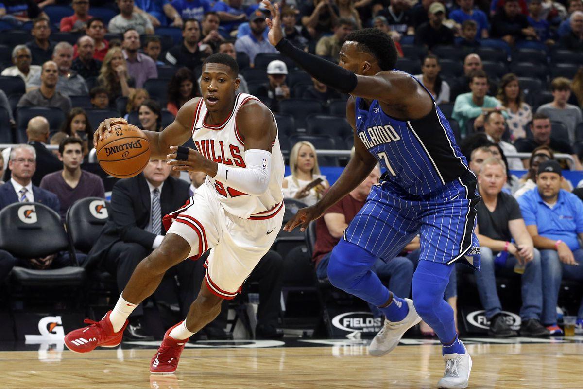 NBA: Chicago Bulls at Orlando Magic