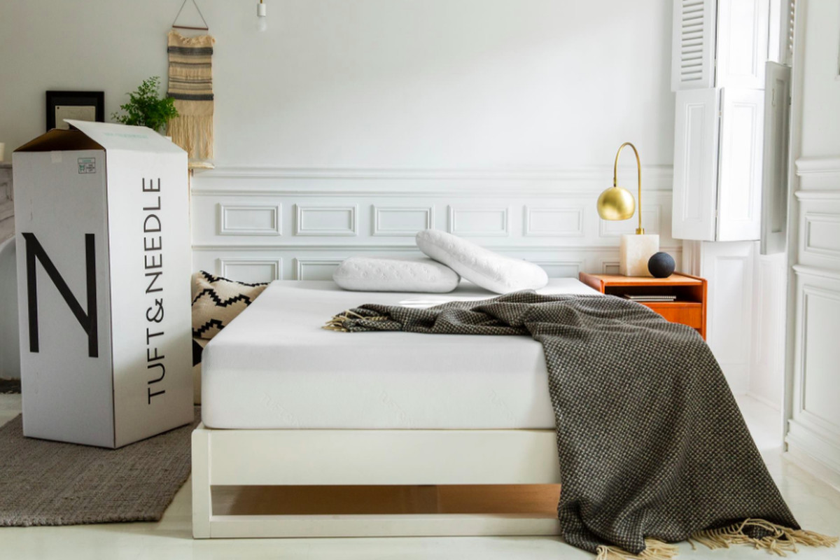 one of the most popular mattress makers on amazon is building an