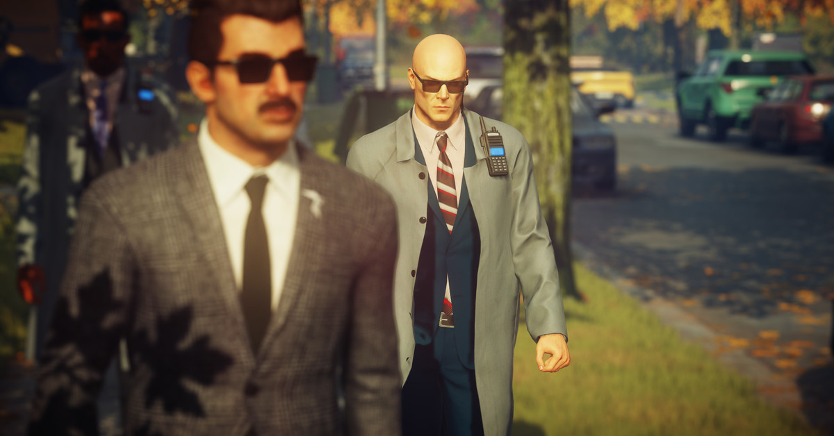 Here's what Hitman 3 will look like in virtual reality