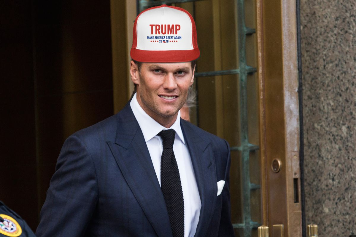 We are getting closer and closer to Tom Brady's official