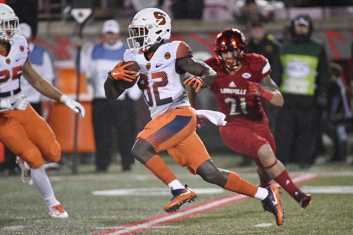 Syracuse Football Releases Updated 2018 Depth Chart