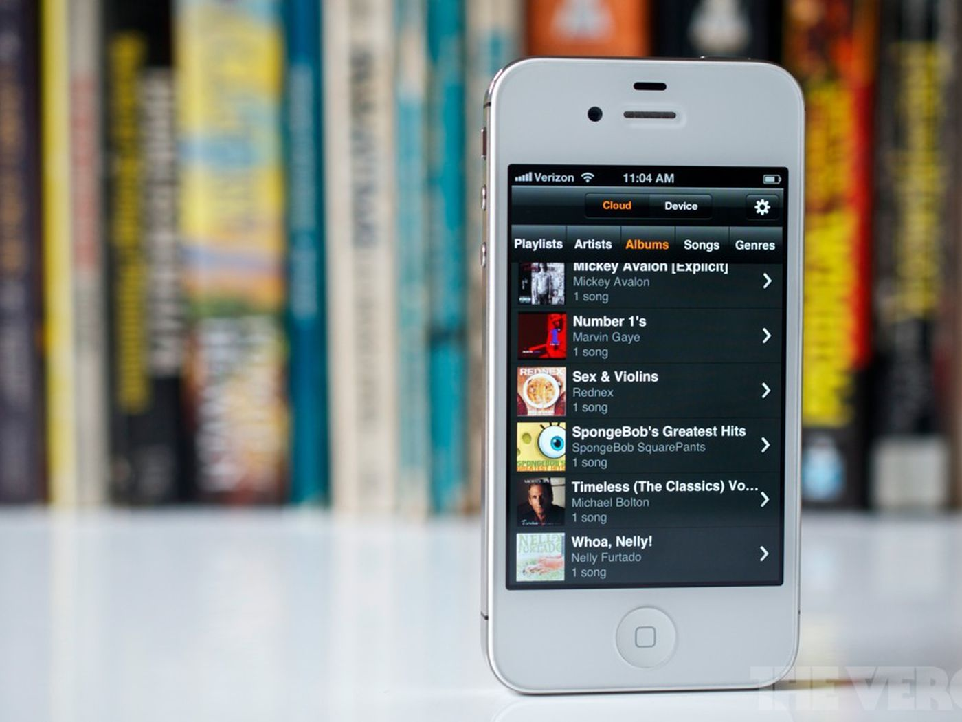 Amazon updates Cloud Player with scan and match audio