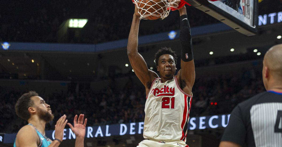 Blazers Questions at the Break: Can Whiteside Create a Market?