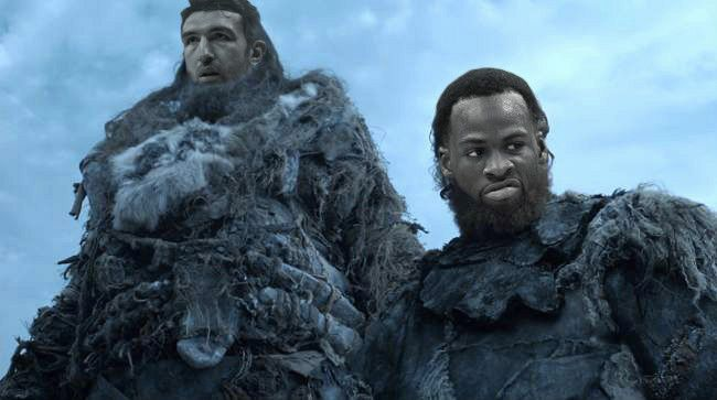 Zaza and Dray are monsters