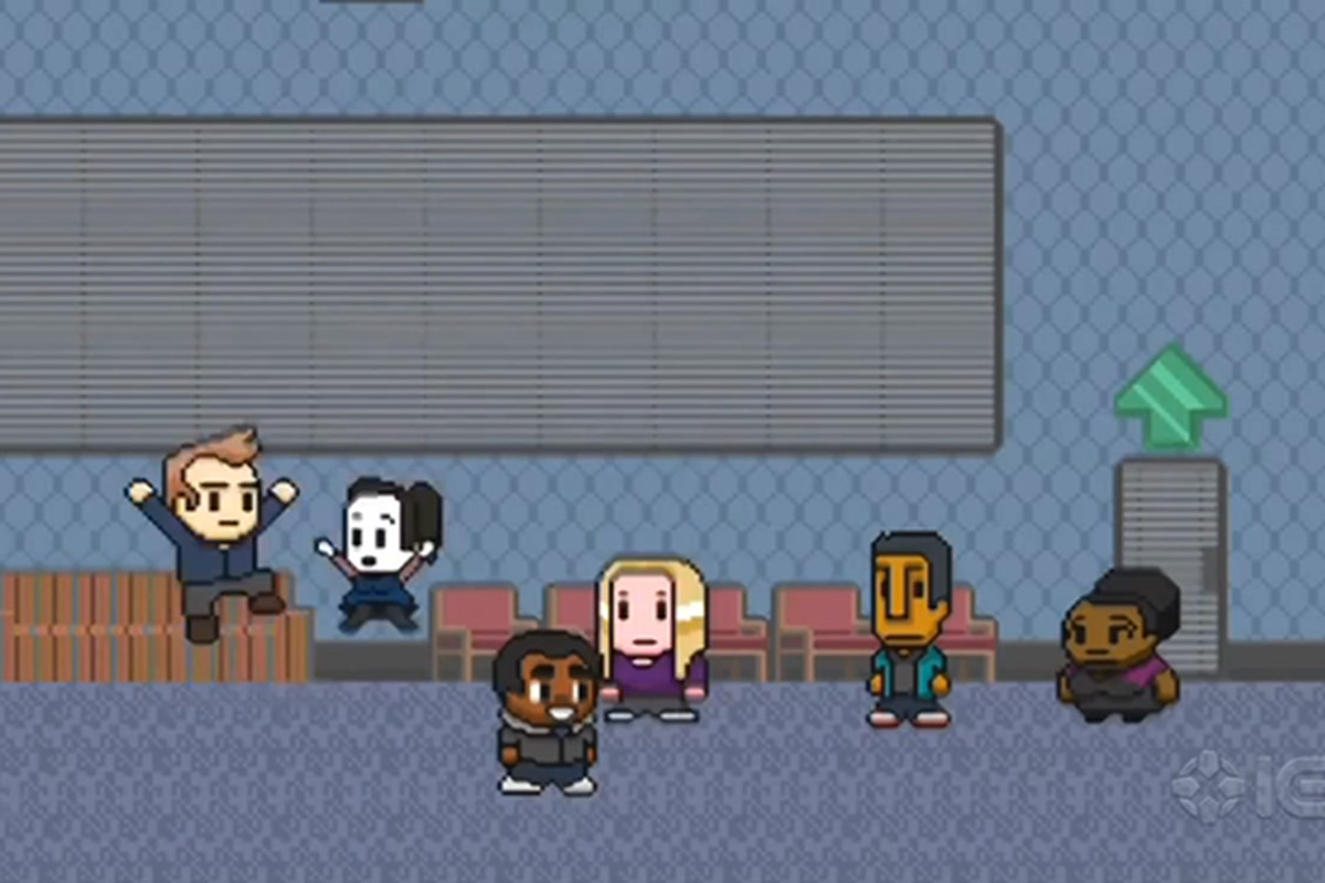 community videogame
