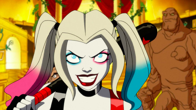 The Harley Quinn cartoon gets an SDCC trailer full of gonzo, hard-R comedy