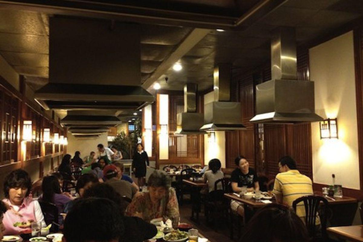 Korean Restaurant Seoul Garden is Listed for Sale - Eater Houston