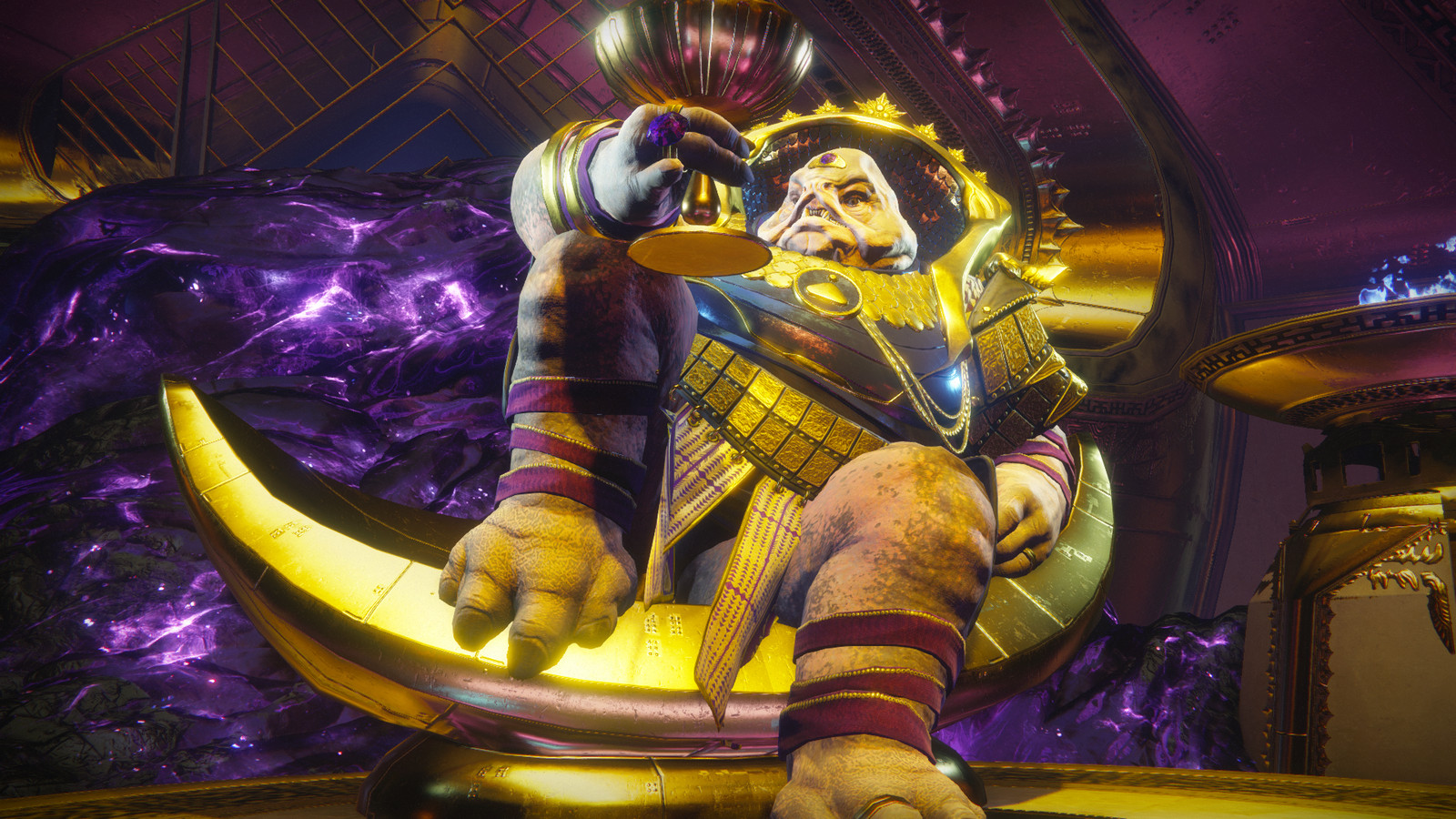 Destiny 2 guide: How to find every Leviathan Raid chest