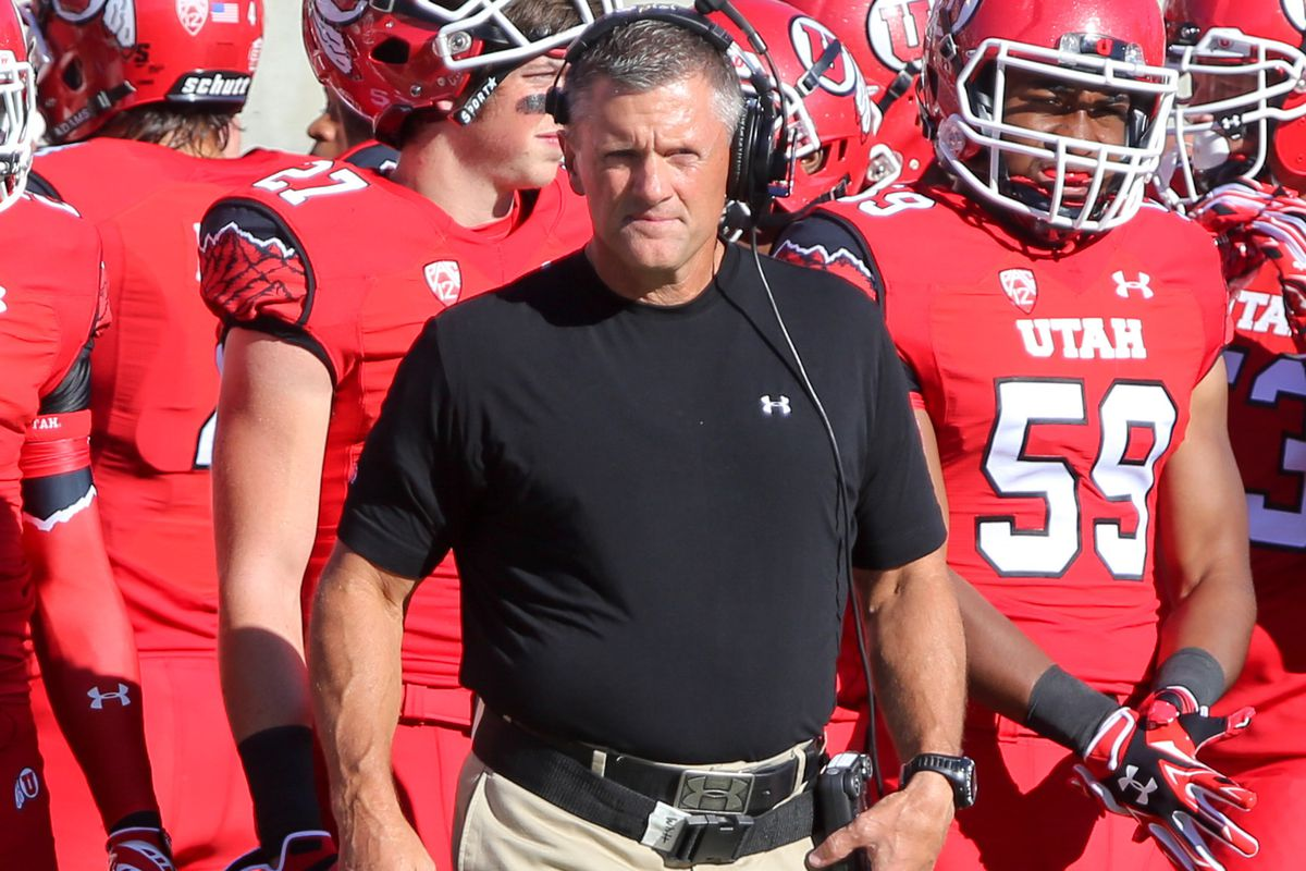 Utah head coach Kyle Whittingham has reeled in a couple new commitments, as well as a transfer from Kansas.