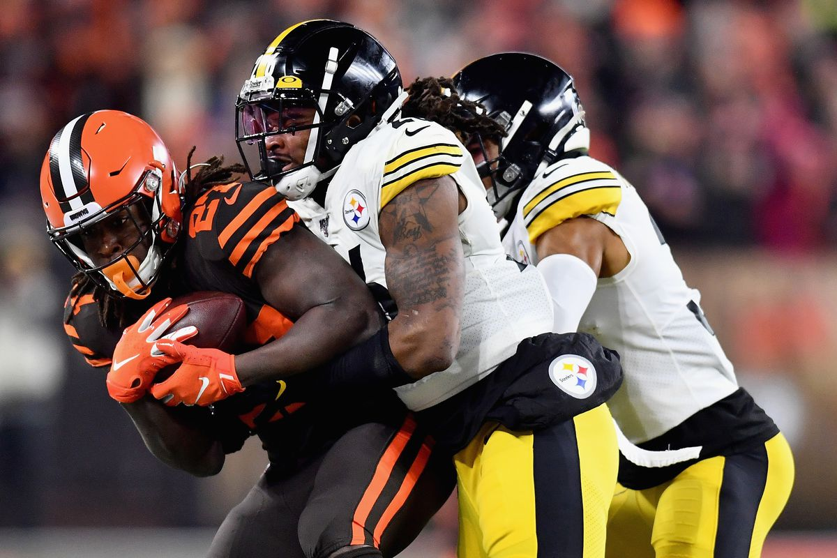 Steelers Vs Browns Week 11 3rd Quarter Live In Game