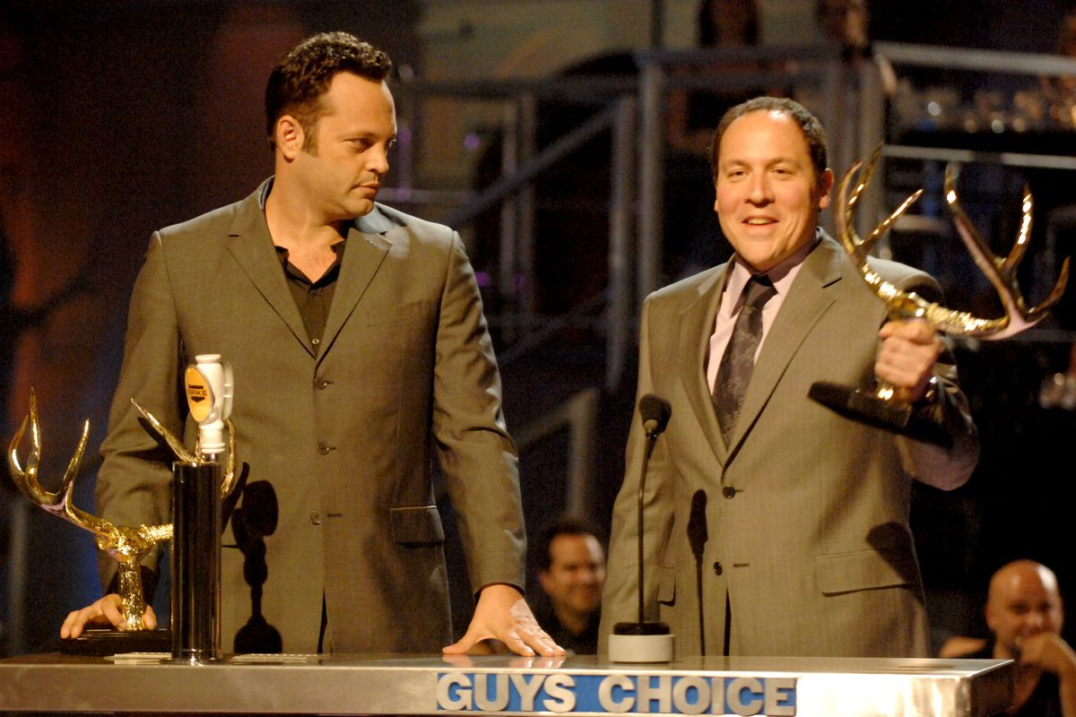 First Annual Spike TV's Guys Choice - Show