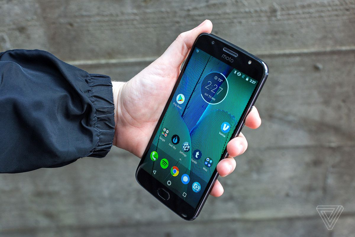 Motorola Moto G5S Plus review: bigger and better, but at a