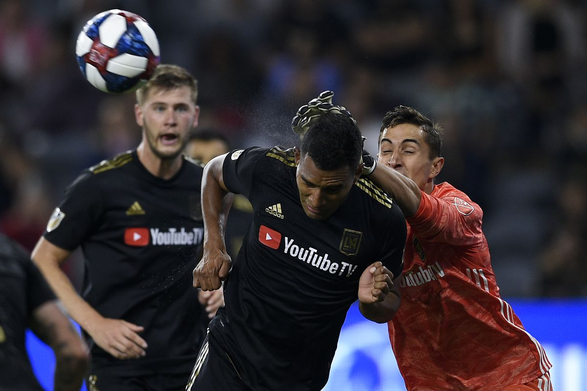new concept ecde9 ef92f Let's talk about the awful turnaround for LAFC - Angels on ...