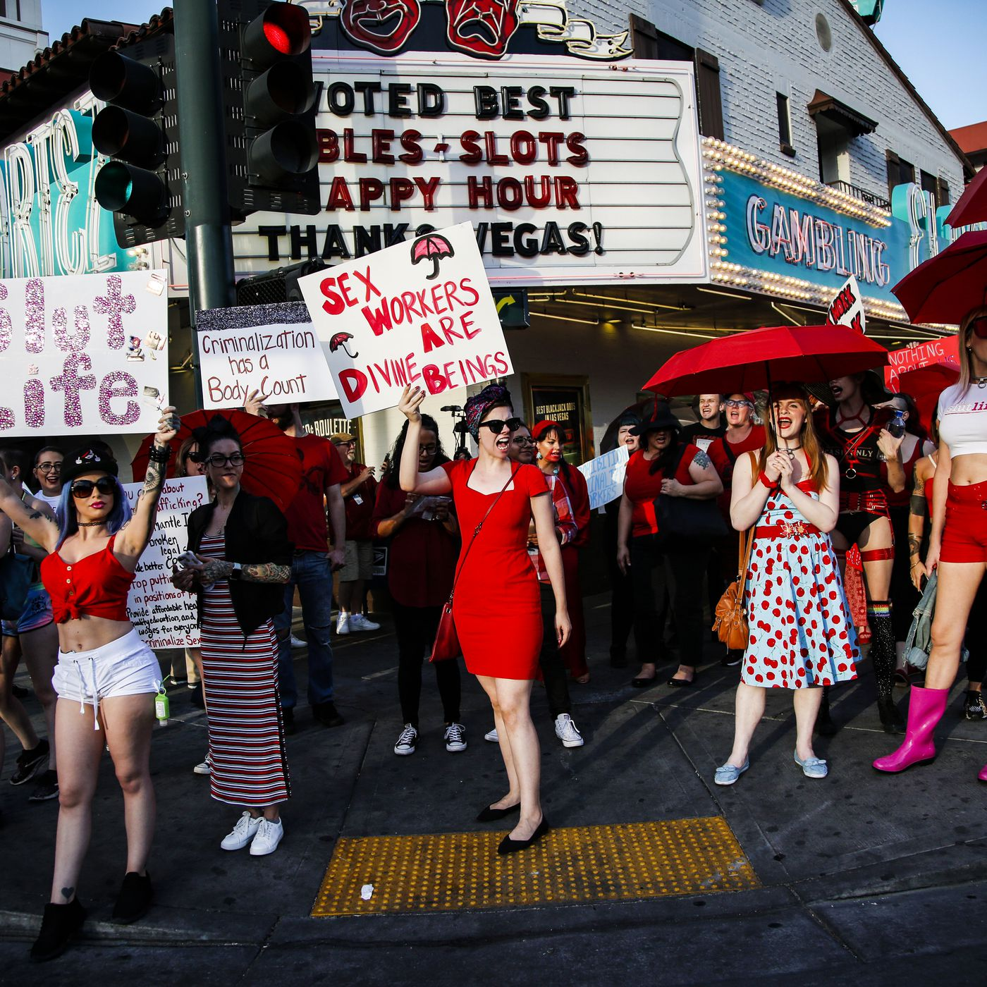 Sex workers oranizations in the bay area