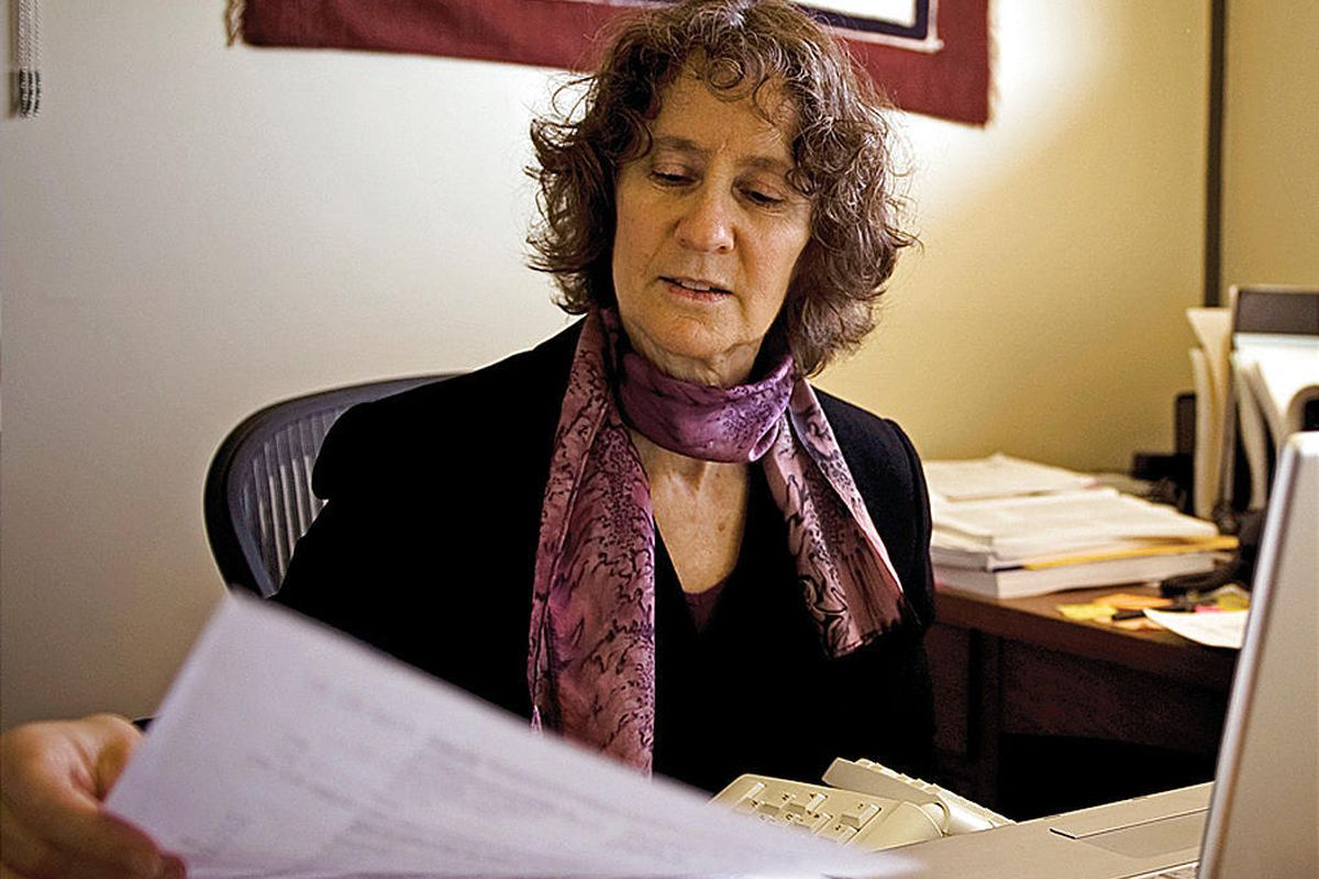 In this undated photo provided by the UC Davis Health System, Irva Hertz-Picciotto is shown. Irva Hertz-Picciotto, a researcher at the University of California, Davis, is leading a study into what sparks autism disorders. More than $1 billion has been spe