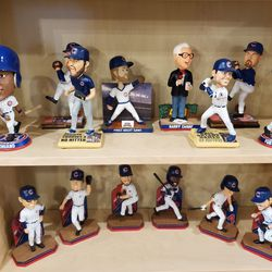 And more Cubs bobbleheads