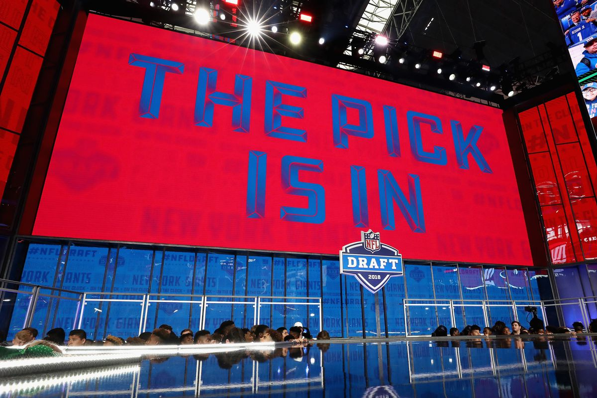 2019 NFL Draft order  5-11 Giants hold 6th overall pick - Big Blue View 4eb5ddab3d7