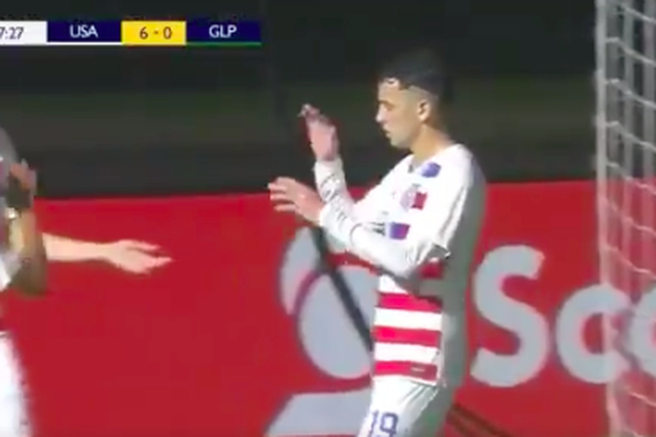 Alfonso Ocampo-Chavez scores two more in U17 World Cup qualifying
