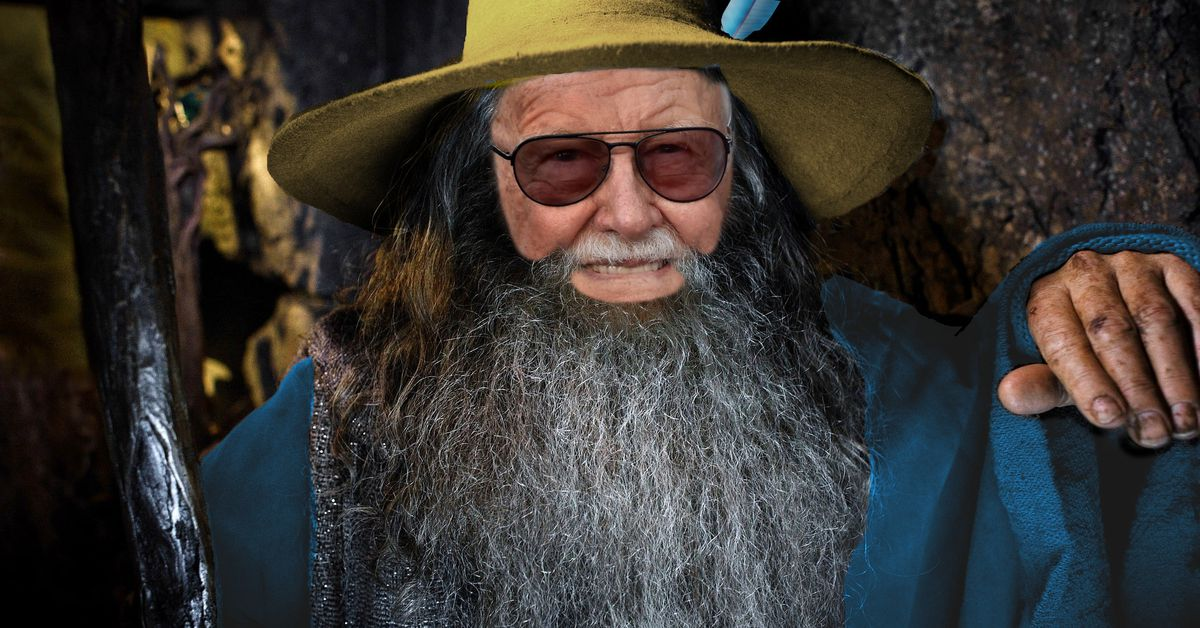 Tom Bombadil is the Stan Lee of Lord of the Rings
