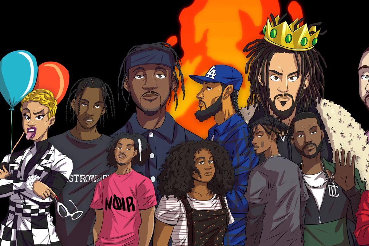 11 Best Rap Albums Of 2018 Revolt