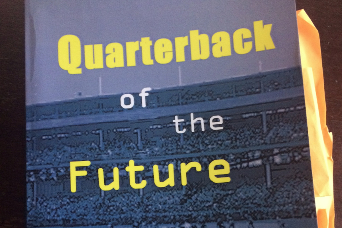 mike florio wrote a sci fi novel about football in 2001 here u0027s a