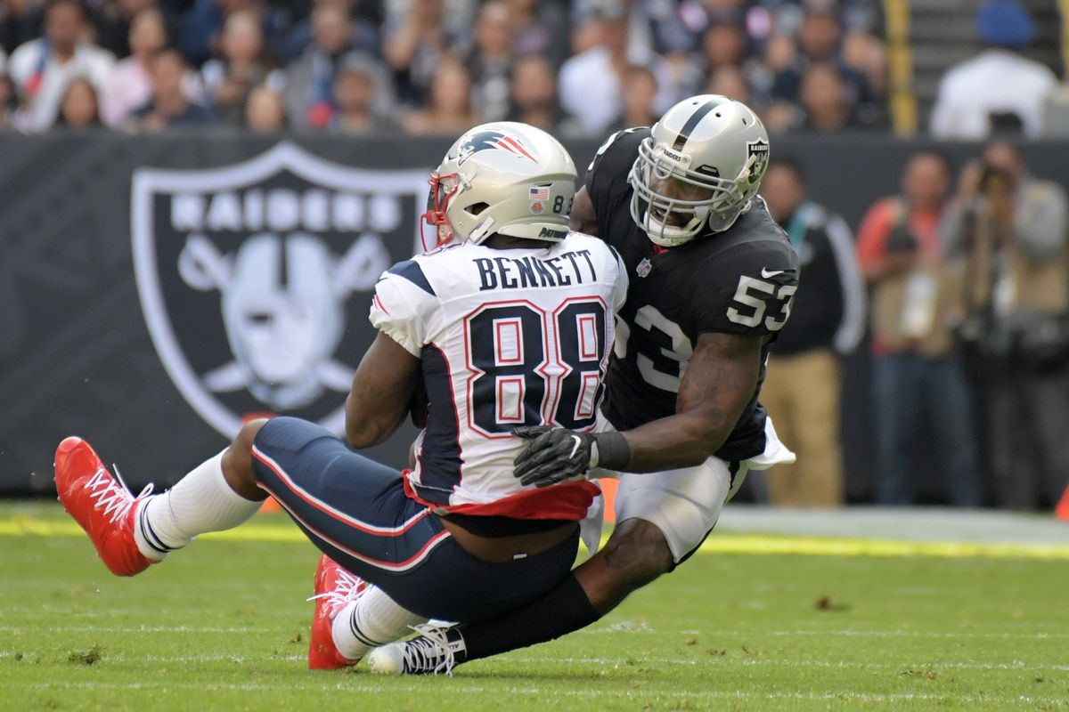 Michael Crabtree Aqib Talib Gabe Jackson all ejected after huge