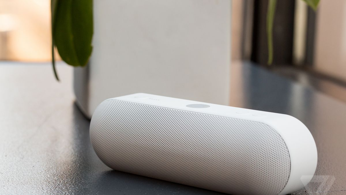 Beats' Pill+ is its best speaker ever - The Verge