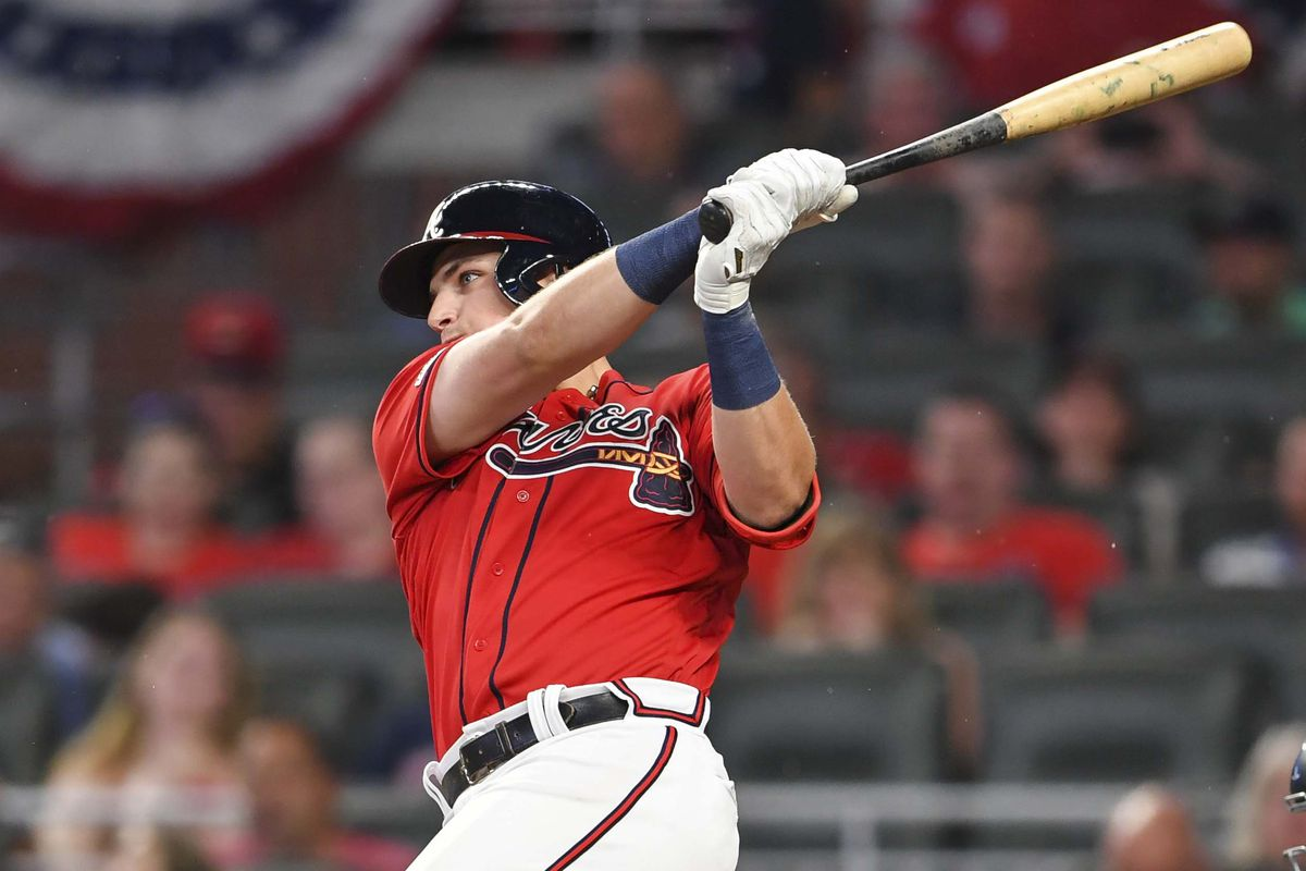 MLB: Miami Marlins at Atlanta Braves