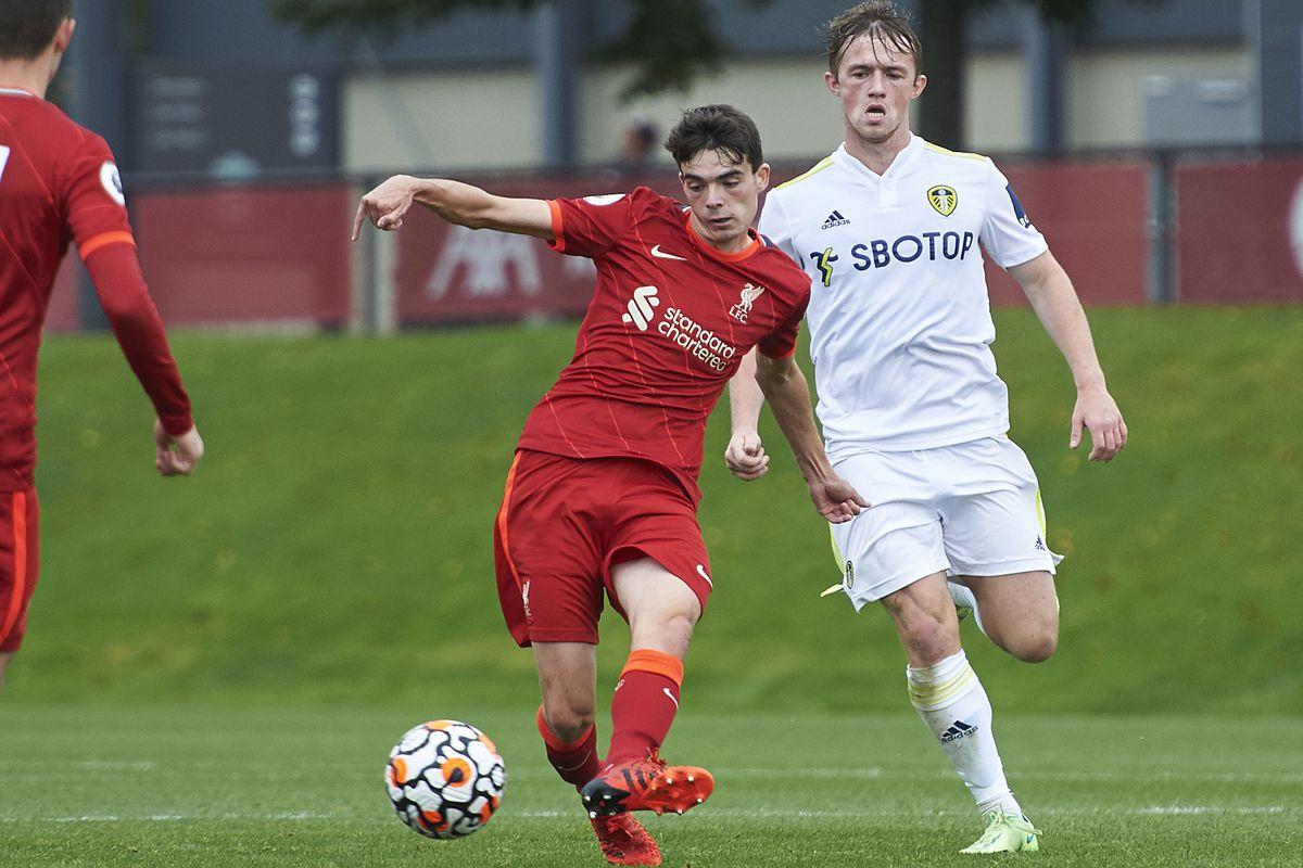 Liverpool U23 v Leeds United U23: Premier League 2
