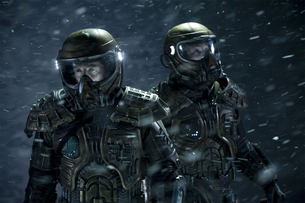 18 space suits from science fiction, from worst to best