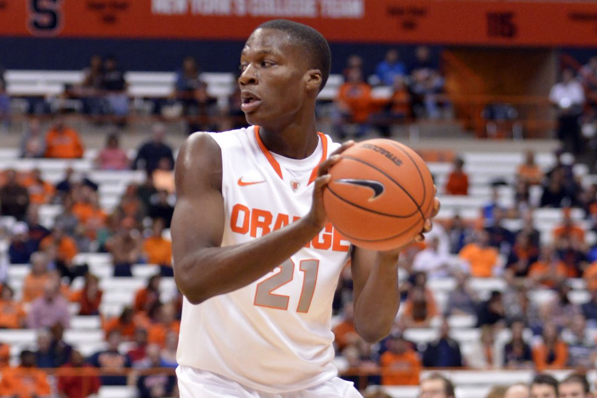 What Will Syracuse Basketball Do Now With Dajuan Coleman Out Troy
