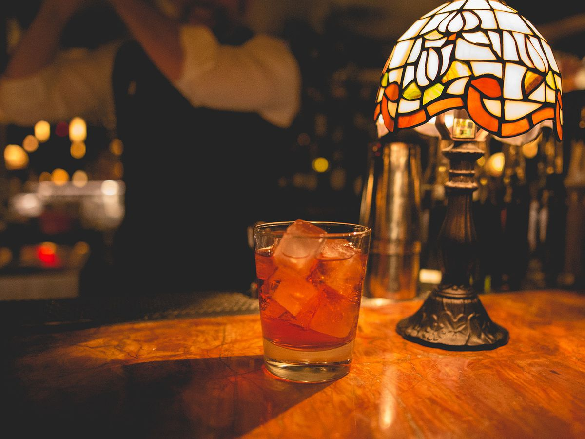 Old Fashioned at Bavette's