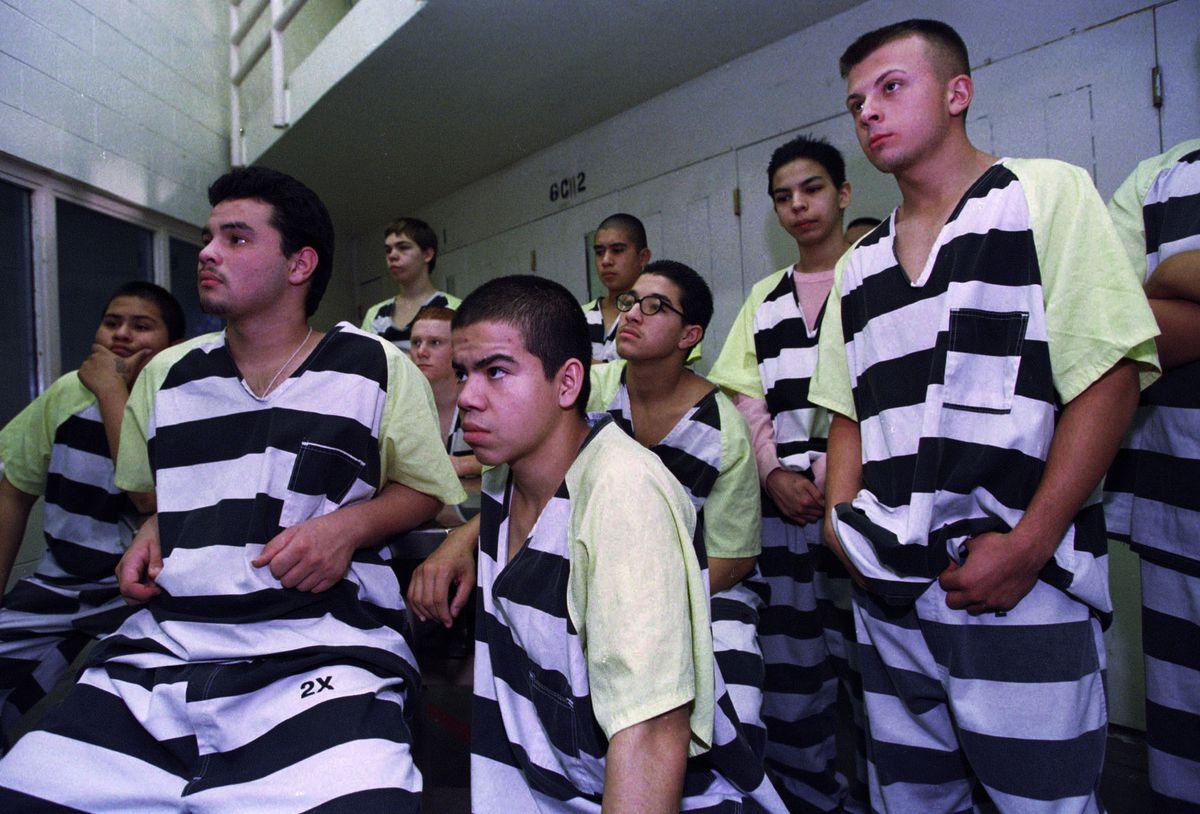 teenagers juvenile jail maricopa