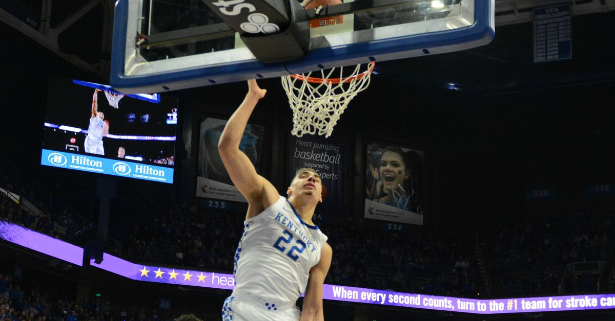 Kentucky Basketball Highlights And Box Score From Historic: Kentucky Wildcats: Highlights, Box Score, And Game MVP