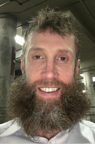 Thornton's beard, small