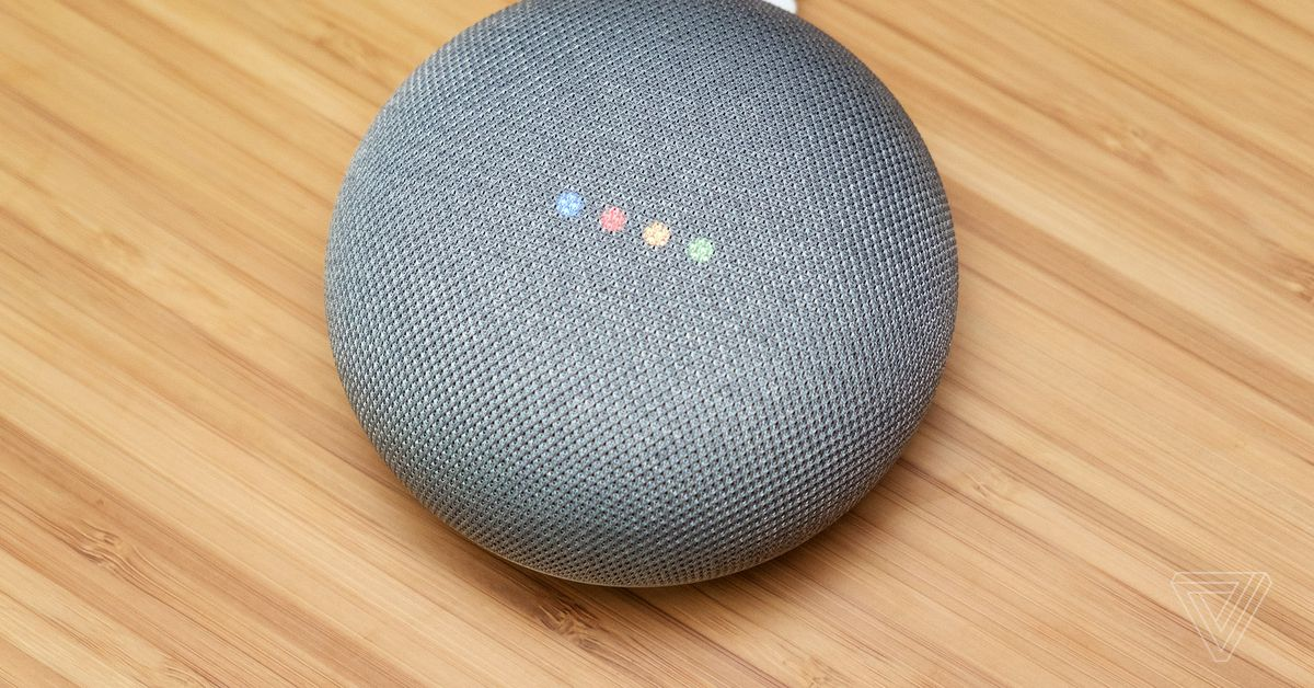 Google Home Mini review: chasing Dots