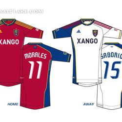 2012-13 Home/Away kits